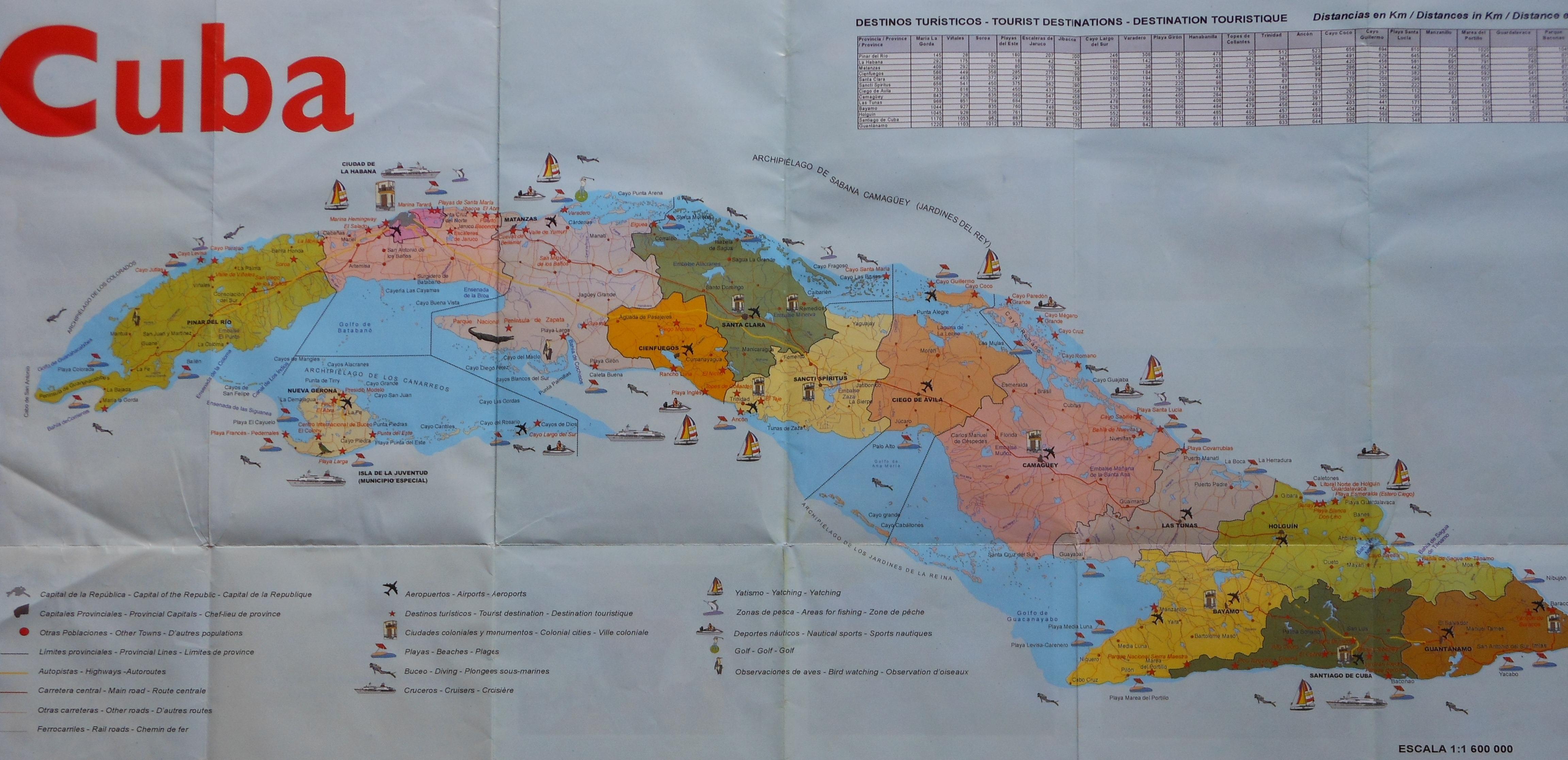 mapcuba